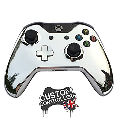 Xbox One Custom Controller - Chrome Edition