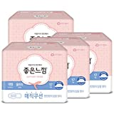 Korea Good Feeling Korea Good Feeling Ultra Large 10.2inch Wing Type Sanitary Napkin 68 Count (17 x 4)