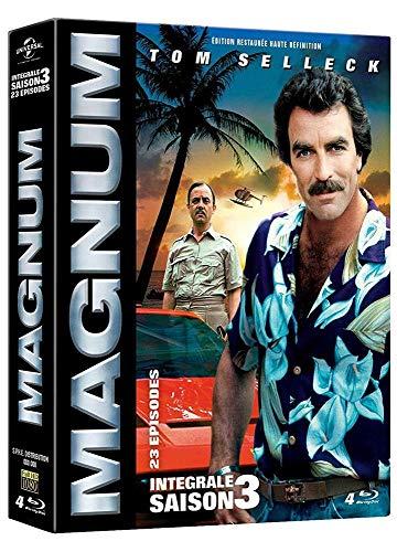 Coffret magnum, saison 3 [Blu-ray] [FR Import]