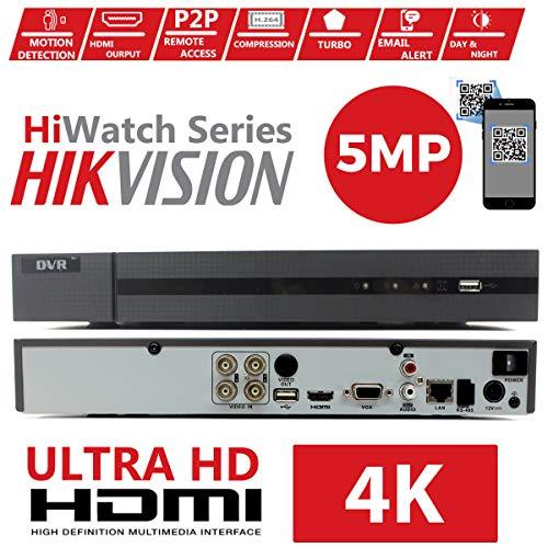 HIKVISION 4K 5MP 4CH Turbo HD DVR 4-Kanal 1080P CCTV hd-tvi Hybrid Digital Video Recorder TVI ds-7204huhi-k1 Hybrid Video Recorder