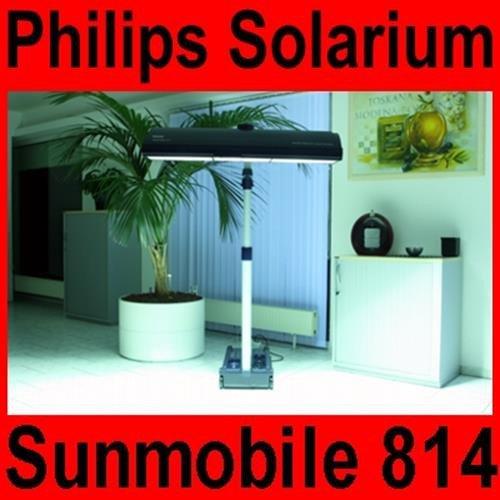 Solarium Philips Sunmobile HB 814 Homesun Sonnenbank