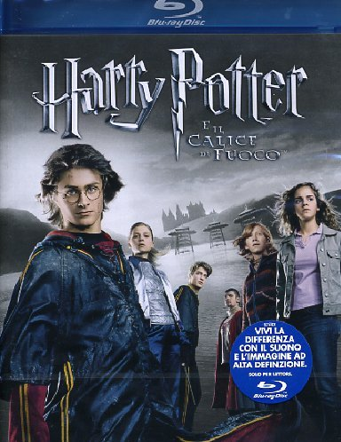 Harry Potter e il calice di fuoco [Blu-ray] [IT Import] -