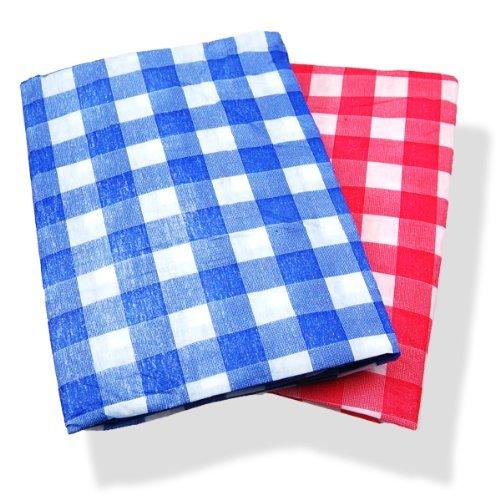 Flanell Rückseite Tischdecke verschiedene Farben 132cm x 178cm, länglich, von IIT