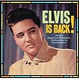 Elvis is Back! 2015 Calendar