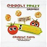 Fruta Googly Orgánica Bocanadas De Tomate Crujiente 20G