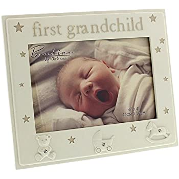 Granddaughter Silver Plated Photo Frame: Amazon.co.uk: Kitchen & Home