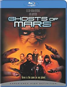 Ghosts of Mars [Blu-ray] [2001] [US Import]