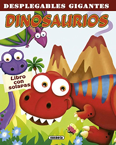 Dinosaurios (Desplegables gigantes)