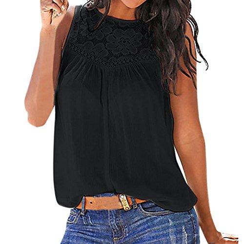 Damen Tops SUCES Reizvolle Basic Patchwork T Shirt Rundhalsausschnitt Sommerbluse Mode Strand Hemd...
