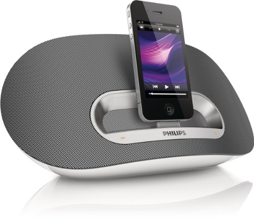 Philips DS3600 Station d'accueil avec Bluetooth pour iPod/iPhone/iPad 20 W RMS
