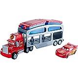 Disney Cars Colour Changer Mack Transporter Toy