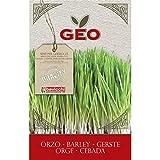 Best Las semillas orgánicas - Geo Cebada - Semillas para germinar, 12.7 x Review