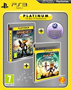 Ratchet & Clank: Tools of Destruction and Ratchet & Clank: A Crack in Time - Platinum Double Pack (PS3)