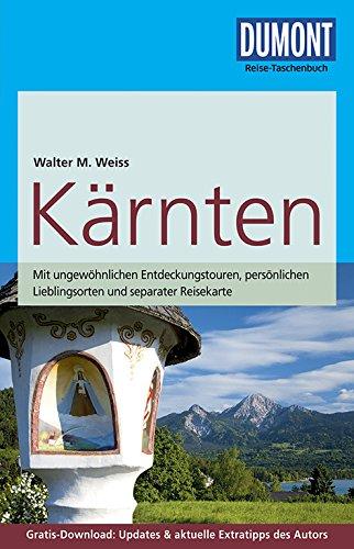 DuMont Reise-Taschenbuch Reiseführer Kärnten: mit Online-Updates als Gratis-Download