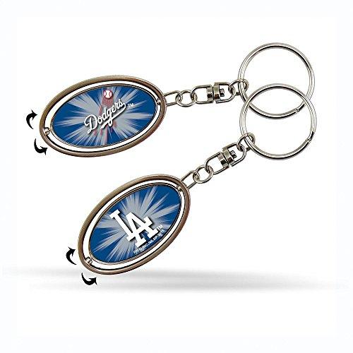 Unbekannt MLB Spinner Schlüsselanhänger, weiß -