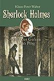 Front cover for the book Sherlock Holmes und der Golem von Prag by Klaus-Peter Walter