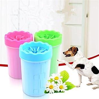 Uni Meilleur Portable Chien Chat Paw Cleaner Brosse de nettoyage pour animal domestique Tasse Chien nettoyeur de pieds Paw Protector