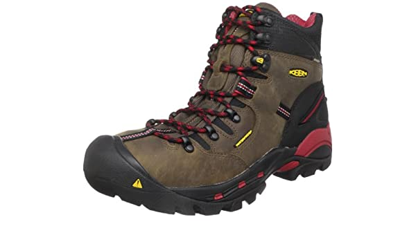 4357f16e3ee Keen Utility Men's Pittsburgh Industrial and Construction Shoe ...