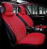 GAOFEI Universale Größe Autositzbezüge Autositz -Schutz , red
