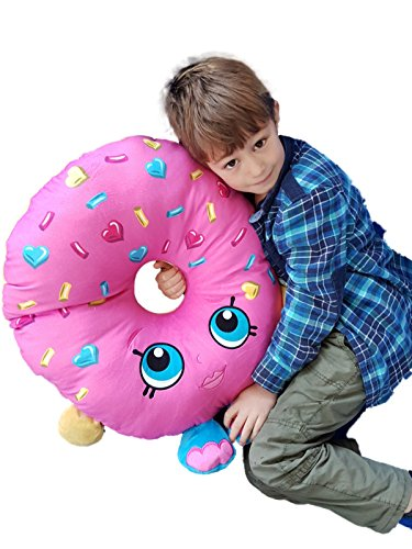 Extra Large Shopkins D'Lish Donut Plush 60cm