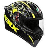 AGV Casco 0281 a0i0 _ 003 _ ML K1 E2205 Top flavum 46,...