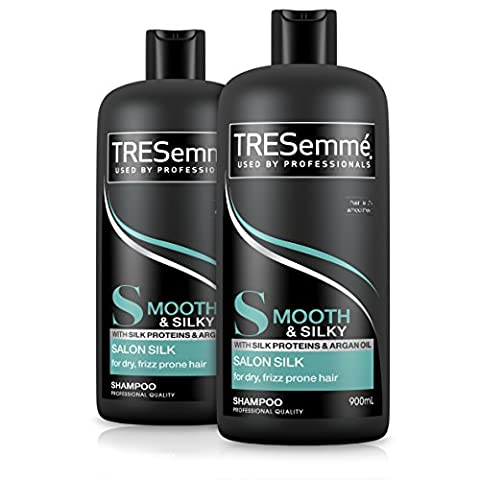 TRESemme Smooth Salon Silk Shampoo 900 ml - Pack of