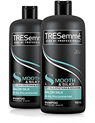 TRESemme Smooth Salon Silk Shampoo 900 ml - Pack of 2