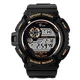 Tuzoir Tough Digital wrist Watch For Men...