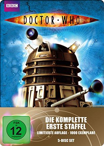 Doctor Who - Die komplette 1. Staffel [5 DVDs]