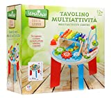 Globo Toys Globo–37111legnoland Holz Multi-Tisch