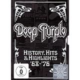 Deep Purple - History, Hits & Highlights '68 - '76