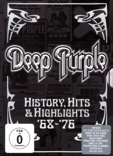 : Deep Purple - History, Hits & Highlights '68 - '76 (2 DVDs) (DVD)