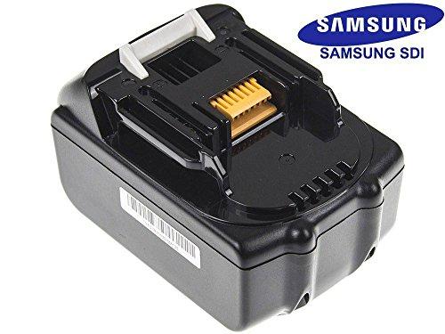 Preisvergleich Produktbild Green Cell® Elektrowerkzeug Akku für Makita XWT04Z (Samsung Li-Ion Zellen 3000 mAh 18V)