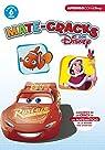 Mate-Cracks con Disney  : ¡Conviértete en un Crack de las Matemáticas de la manera más divertida! par Disney
