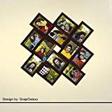 Snapgalaxy Stylish Twelve Picture Collag...
