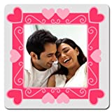 exciting Lives Love Personalised Photo Magnet - Gift for Husband Wife Boyfriend Girlfriend