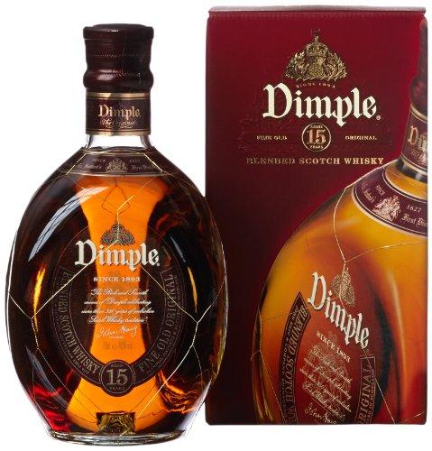 Preisvergleich Produktbild Dimple 15 Years Whiskey (1 x 700 ml)