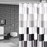 Duschvorhang, Dicker wasserdichtes Mildew Polyester Material Duschvorhänge 80x180cm, 200x240cm ( größe : 180*220cm )