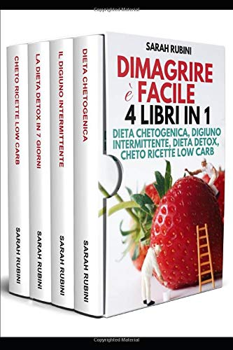 Zoom IMG-2 dimagrire facile 4 libri in