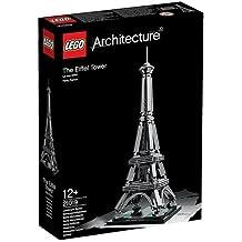 LEGO Architecture - La Torre Eiffel, juegos de construcción (21019)
