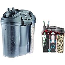 Filtro esterno Eden 511 - Sistema di filtraggio autoinnescante, per acquari fino a 120 litri