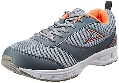 Power Women's Might Orange Running Shoes-7 (5393002)
