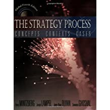 The Strategy Process: Concepts, Contexts, Cases : Global by Henry Mintzberg (2002-09-10)