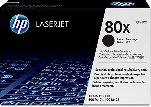Preisvergleich Produktbild HP 80X Schwarz Original LaserJet Tonerkartusche mit hoher Reichweite