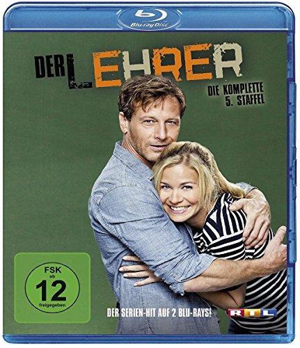 Der Lehrer - Die komplette 5. Staffel [Blu-ray]