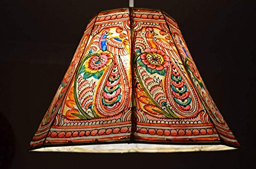 Herbst inspiriert Peacock Lampenschirm   Deckenleuchte Schatten   Vintage-Stil Lampenschirm  ...