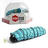 HKFV Tricky Spoof Infrarotsensor Caterpillar elektrisches Spielzeug Infrarotsensor Crawling Raupen Zauberwanze Elektrische Raupe