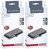 Miele Echt sf-aa30Active Air Clean Staubsauger Filter (Pack von 2)