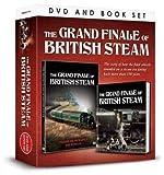 Grand Finale of British Steam (Portrait Dvdbook Gift Set)