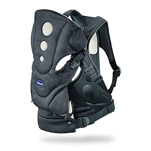 Chicco Close To You - Mochila portabebé de 0 a 15 kg, color beige